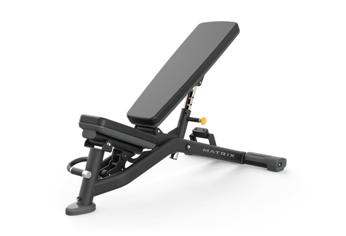 Multi-Adjustable Bench LP - Benches/Racks | Matrix Fitness