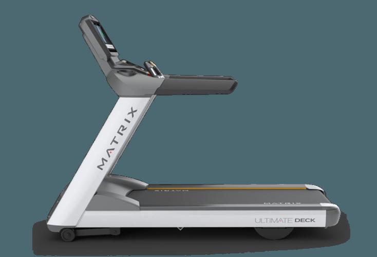 T7xi Treadmill Non Folding Matrix Fitness France