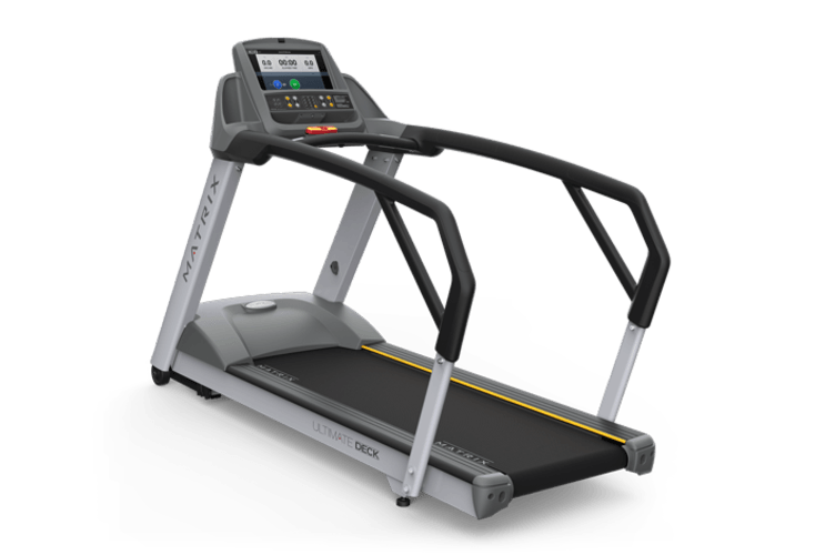 T3xe Treadmill - Non-Folding | Matrix Fitness - United States