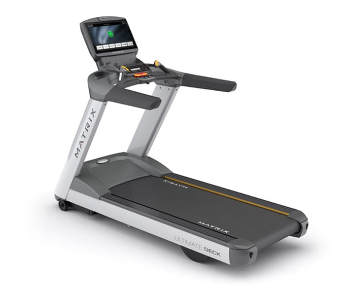 Treadmills Cardio Equipment Matrix Fitness France