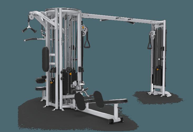 5-Stack Multi-Station - Multi Station   Matrix Fitness - United States