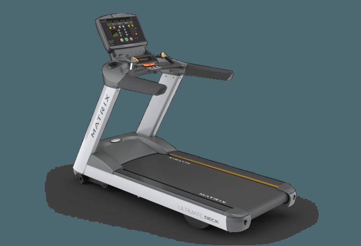 T5x Treadmill - Non-Folding | Matrix Fitness - United States