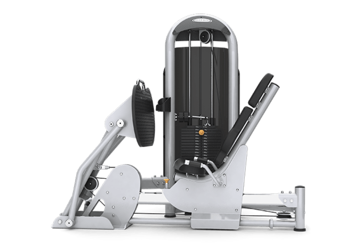 Leg Press - Single Station | Matrix Fitness - United States