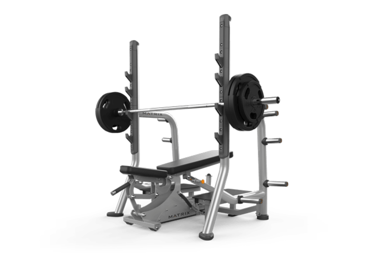 Magnum Series High Performance Weight Training Matrix Fitness