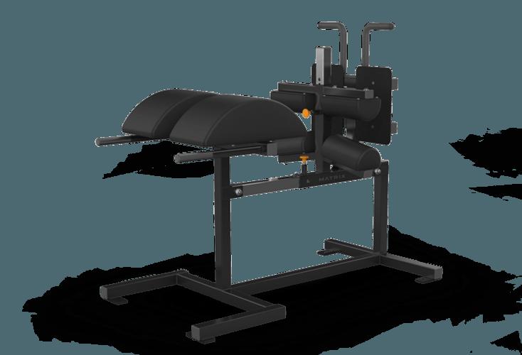 Glute Ham Bench - Free Weights | Matrix Fitness - United States