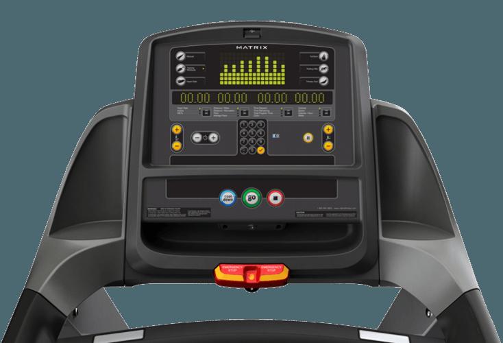 T3x Treadmill Non Folding Matrix Fitness World