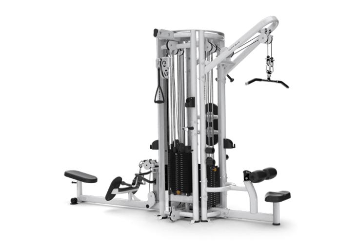 Adjustable Cable Crossover - Multi Station | Matrix Fitness - United ...