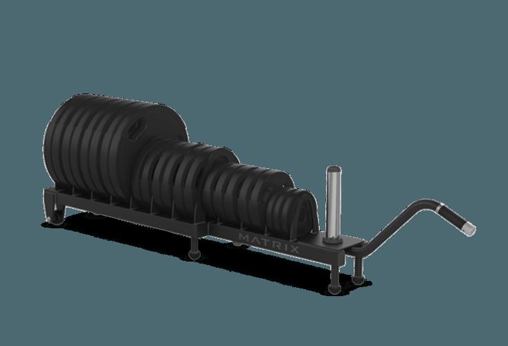 Horizontal Plate Rack  sc 1 st  Matrix Fitness & Horizontal Plate Rack - Free Weights | Matrix Fitness - United States